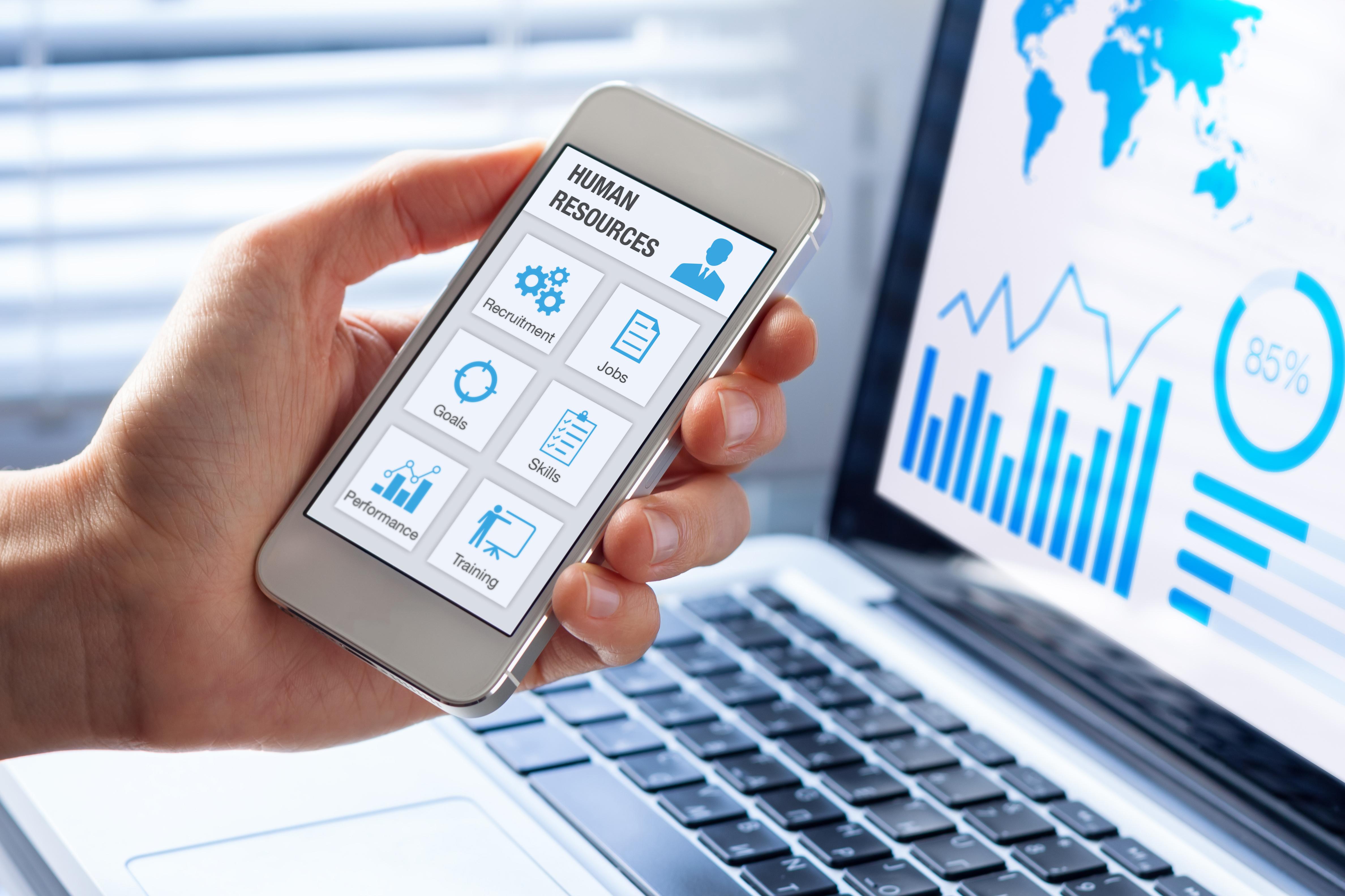 HR Software for Smartphones - SutiHR